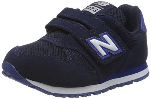 New Balance Jungen 373v2 Sneaker, Blau (Pigment Sn), 39 EU