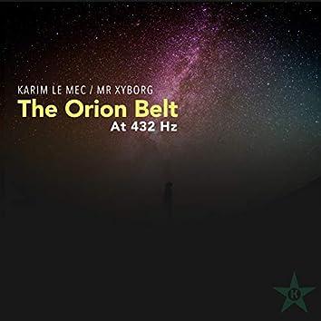The Orion Belt at 432 Hz