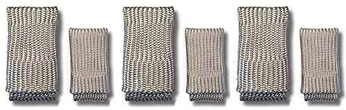 Solding Tips & Tricks TIG FINGER COMBO guante de soldadura Heat Shield por Weld Monger, XL