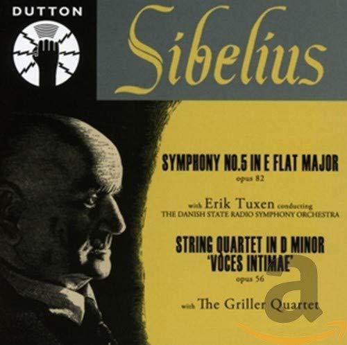Sinfonie 5 Op.82/String Quart.Op.56