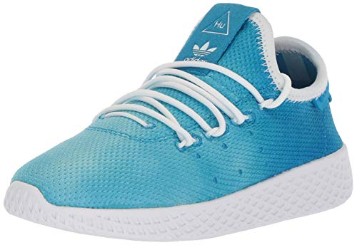 adidas Originals Kids' Pw Tennis Hu I,Bright Blue/White/White,5 Medium US Toddler