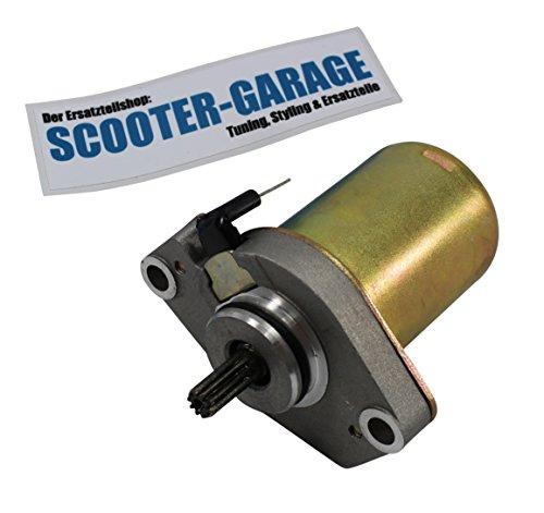 Anlasser / E-Starter - für Yamaha Aerox / Bws / Jog R 50 / MBK Booster / Nitro 50