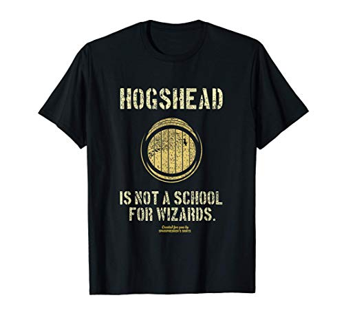 Whisky Spruch Hogshead Cask - das Original Hogshead Whisky T-Shirt