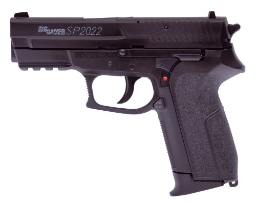 Softair Pistole 201476 Sig Sauer SP2022 HPA-Serie Kaliber 6 mm Federdruck  < 0.5 Joule