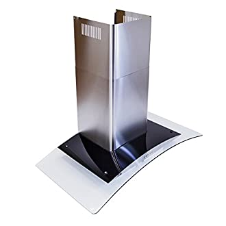 ⋙:Review of 90cm Electric Cooker Hood / 900mm Glass Kitchen ...