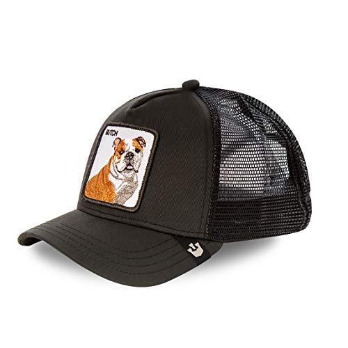 Goorin Bros. Gorra de béisbol, diseño de mariposas, color gris gris Talla...