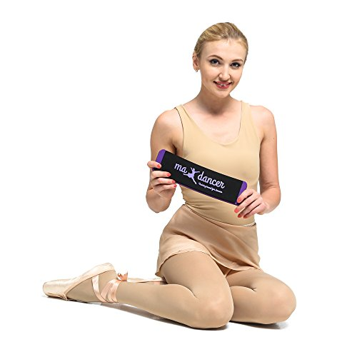 Ballet Spin Turning Board for Dance and Figure Skating. Training Equipment for Dancers. Make Your Turns, Pirouette and Balance Better.
