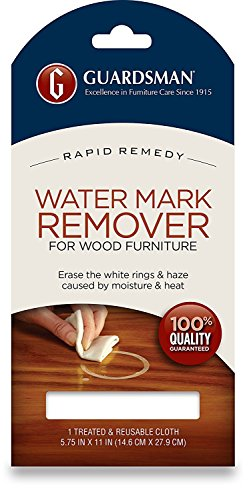 how to protect wood table from heat marks