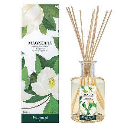 Fragonard Fragrance sticks Home Fragrance Magnolia Room Diffuser & 10 Sticks