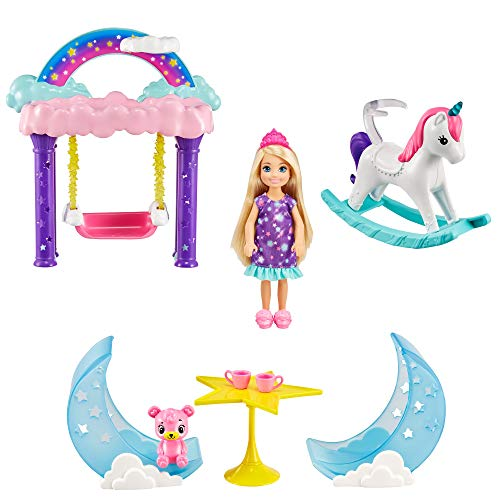 Barbie Dreamtopia Doll And Playset Mattel GTF50