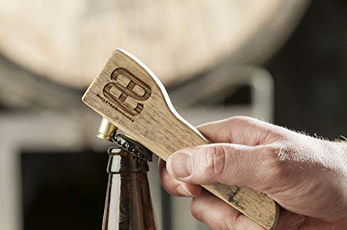 Wood Opener Bullet Shell Screwdriver Custom Metal Crafts Flaschenöffner