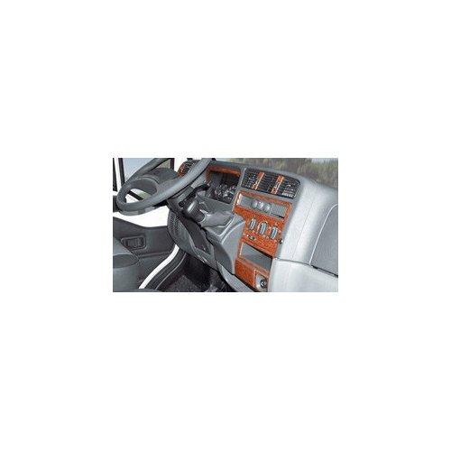 PreWoodec Armaturenbrett-Veredelung Wurzelholz für Fiat Ducato ab Baujahr 04/2006