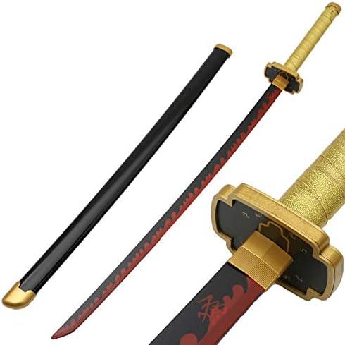 D 233;mon Slayer Cosplay Katanas Lame233;p 233;e Arme Prop Anime Ninja233;p 233;e Jouets