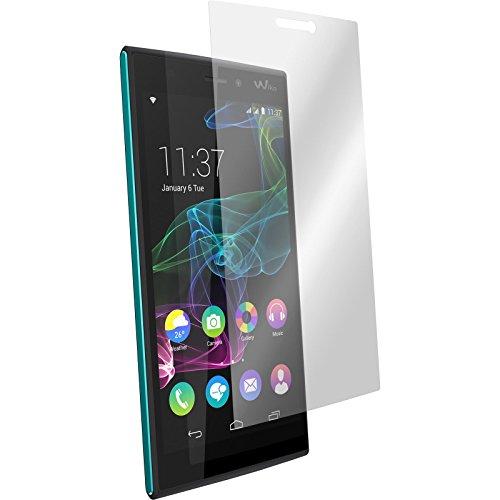 PhoneNatic 8er-Pack Bildschirmschutzfolien matt kompatibel mit Wiko Ridge 4G
