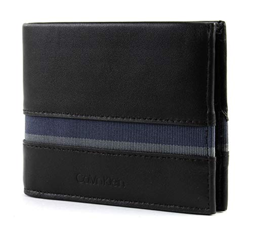 Calvin Klein Switch 5CC Coin Black/Navy/Steel Greystone