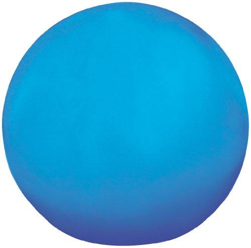 Lunartec LED Kugel Batterie: Dimmbare LED-Effektkugel mit Fernbedienung (LED Farbwechsel Lampe rund)