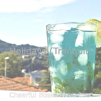 Holidays (Tranquil)