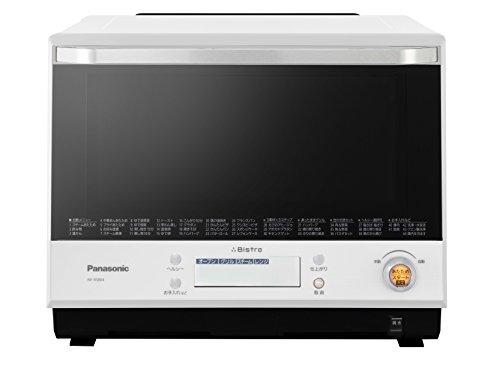 パナソニック ビストロ スチームオーブンレンジ 30L ホワイト NE-BS804-W