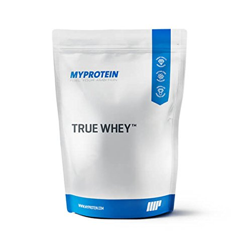 My Protein Impact Whey Isolate 5000 g Vanilla - 1 bis 5 kg low fat and Kohlen...