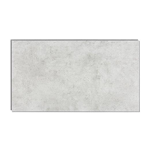 Interlocking Vinyl Wall Tile by Dumawall – Waterproof, Durable 25.59 in. x 14.76 in. Wall/Backsplash Panels for Kitchen, Bathroom, or Shower (8 Panels) (Frost Nickel)