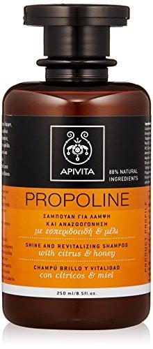 Apivita Shine & Revitalizing Shampoo with Citrus & Honey (For Fine Hair) 250ml/8.5oz - Haarpflege