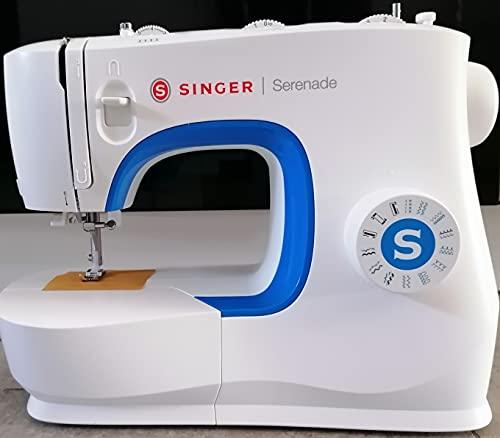 Singer Serenade M320L - Máquina de coser (23 puntadas, 10 de las cuales puntadas decorativas)