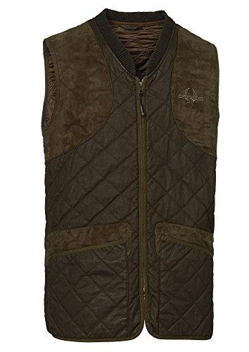 Chevalier Jagd Weste Vintage Quilt Waistcoat XXL
