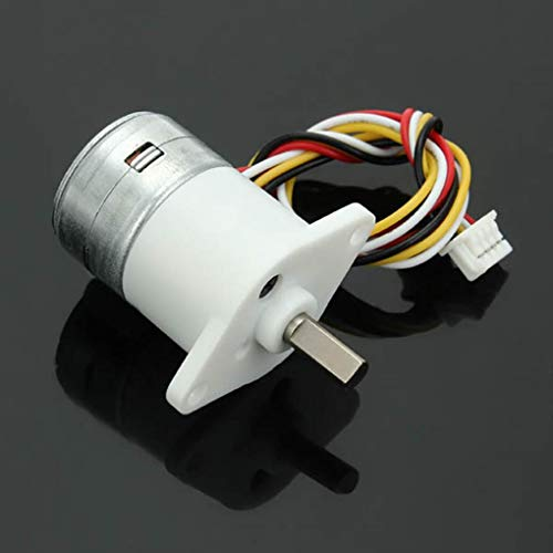 Yongse DC 5V 2 Phase 4 Wire Miniatur Schrittmotor