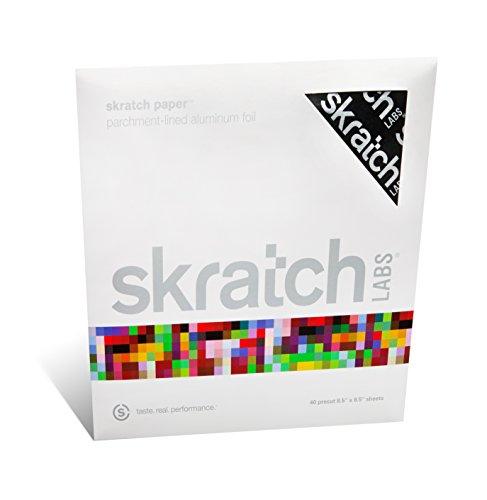 Skratch Labs Paper Black, 40 sheets