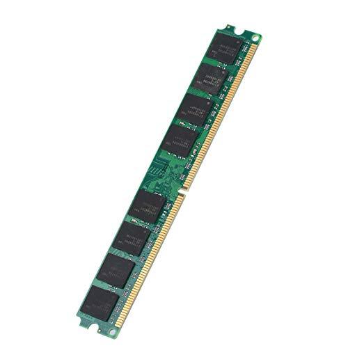 667MHz RAM, PC2-5300 PC Memoria DDR2 Duradera, Alta Velocidad para Oficina en casa
