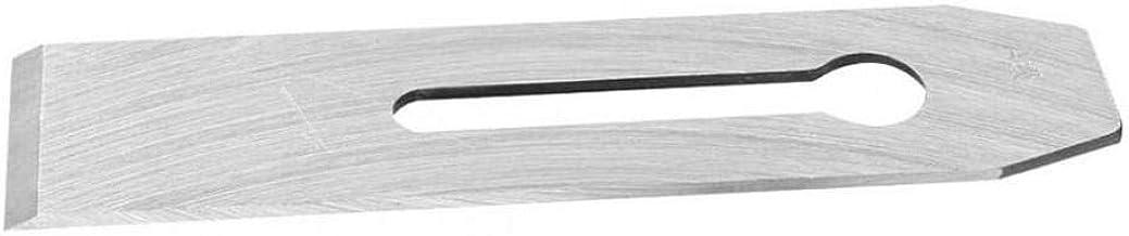 Odoukey Carpintería cepilladora de la viruta de Acero de 44 mm de carpintería cepilladora Principal Manual para Trabajar la Madera Herramientas manuales Piezas de Recambio Planer