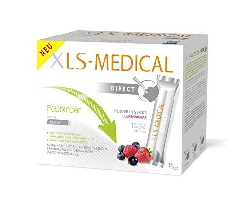 XLS MEDICAL Direct Sticks, confezione 1 unità (1X 90pezzi)