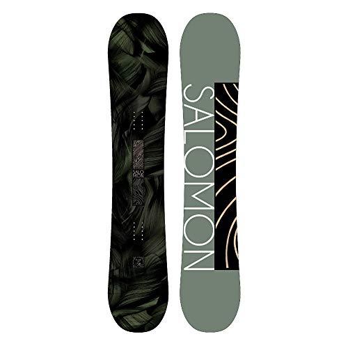 Salomon Pulse LTD Wide Snowboard Mens Sz 158cm (W)