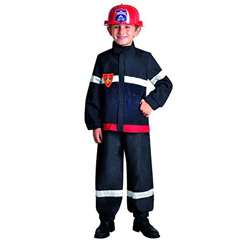 Cesar - F173-003 - Costume - Déguisement - Pompier Boîte - 8 à 10 ans