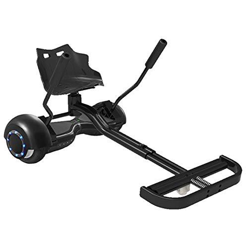 2020 Modelo Ajustable Hoverkart para 6.5 Pulgadas Hoverboard Accesorios Smart Electric Scooter Todoterreno Go Karting Kart para Adultos Niños, Regalos de Cumpleaños y Navidad