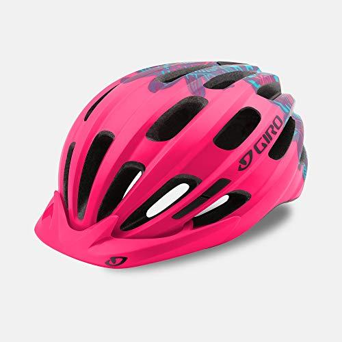 Giro Hale MIPS Youth Visor Bike Cycling Helmet - Universal Youth (50-57 cm), Matte Bright Pink (2020)