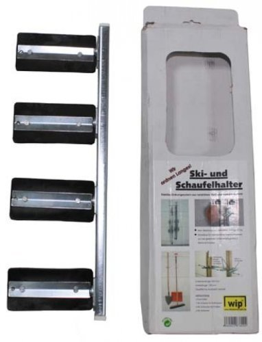 Ski- u. Schaufelhalter, Wip, variabel einstellbar
