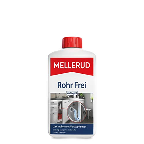 MELLERUD 2003109151 Rohr Frei Aktivgel 1L