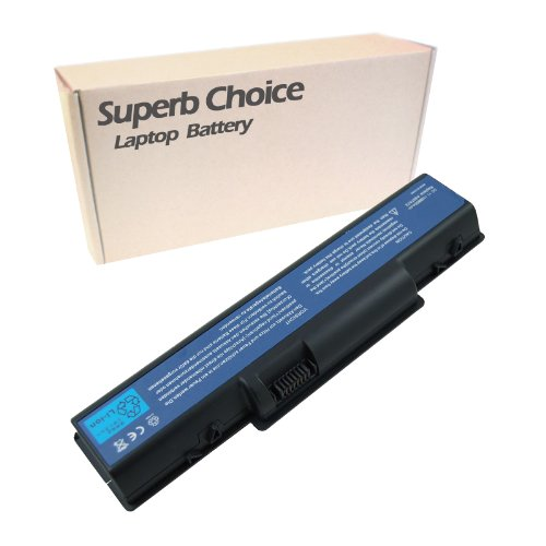 Superb Choice 12-Cell Battery Compatible with Aspire 7715Z 5532-5535 5532Z 5732Z.
