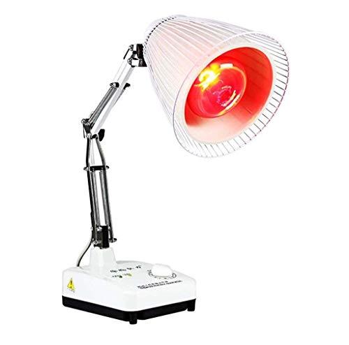 Y&AX 150W 220V Desktop TDP Ferninfrarotlampe, Heiztherapie Lichttherapeutische Mineraltherapie, Schmerzlinderung Für Gelenke Und Muskeln