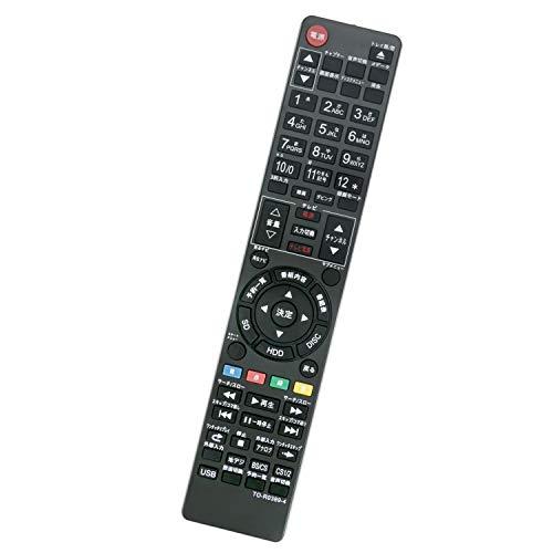 東芝 winflike 代替リモコン compatible with SE-R0428 SE-R0389 SE-R0415 SE-R0372 (代替品) () BD DVDレコーダー用リモコン