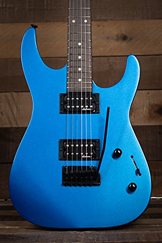 Jackson JS Series Dinky JS11 Electric Guitar (Metallic Blue)