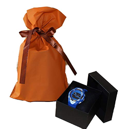 【GAW】レディース・キッズ向け 腕時計用 ギフト ラッピングセット【小】 袋 簡易ボックス 簡易箱 BOX プレゼント 祝 クリスマス 誕生日 贈り物 子供 ボーイ ガール ジュニア