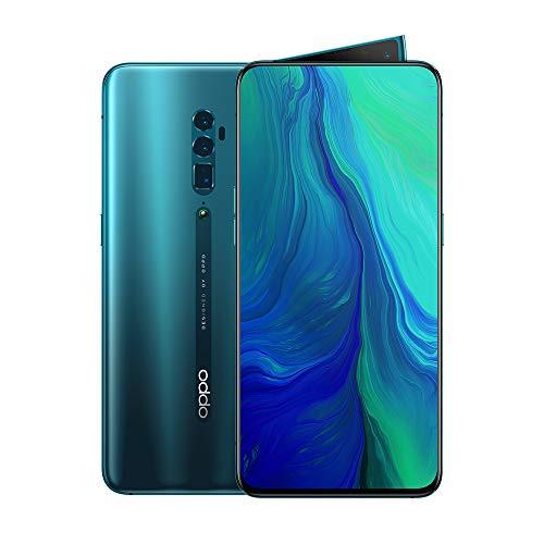 OPPO Reno 6GB RAM and 256GB Storage 6.4-Inch Dual SIM Smartphone - Green