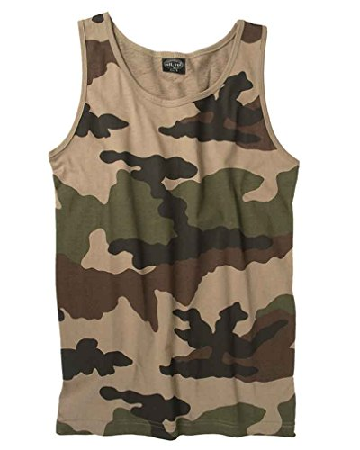 Mil-Tec Tank Top Cotton tarn cce Gr.XL