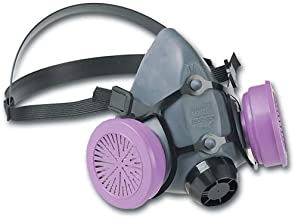 North Low Maintenance Half Mask Respirator Small, filters sold separately