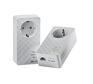 ASUS PL-E52P DUO Powerline 600Mbps weiß - Kit (B00M458XGW) | Amazon price tracker / tracking, Amazon price history charts, Amazon price watches, Amazon price drop alerts