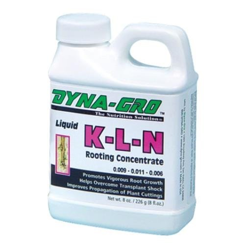 Dyna-Gro K-l-n Rooting Concentrate Kln-008 0.009-0.011-0.006 8-Ounce New