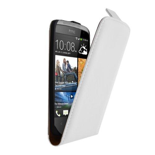 Slabo Flip Hülle Cover für HTC Desire 500 -