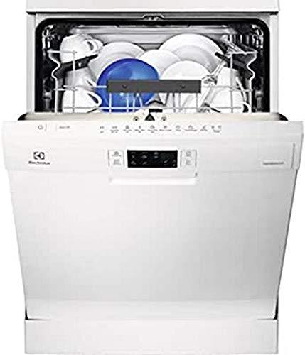 Electrolux ESF5535LOW lavavajilla Independiente 13 cubiertos A+++ - Lavavajillas (Independiente, Tamaño completo (60 cm), Blanco, Blanco, Botones, LCD)